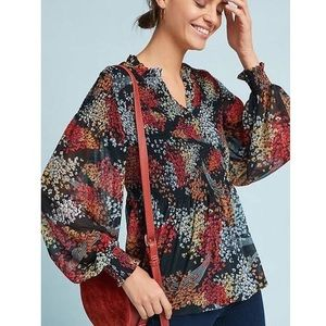 Anthropologie Akemi + Kin Adria Top